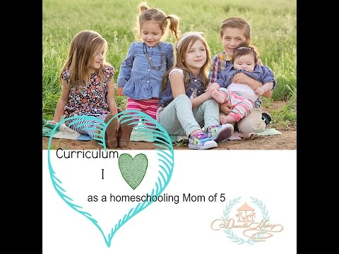 Curriculum I love 4 homeschooling and Classical Conversations