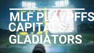 CAPITALS VS GLADS CONF CHIP HIGHLIGHTS
