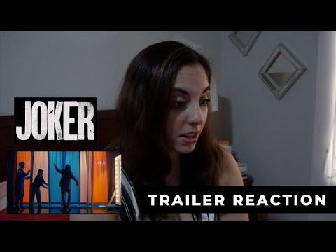 JOKER FINAL TRAILER REACTION!