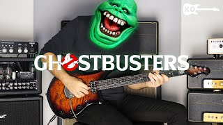 Ray Parker Jr. - Ghostbusters - Metal Guitar Cover by Kfir Ochaion