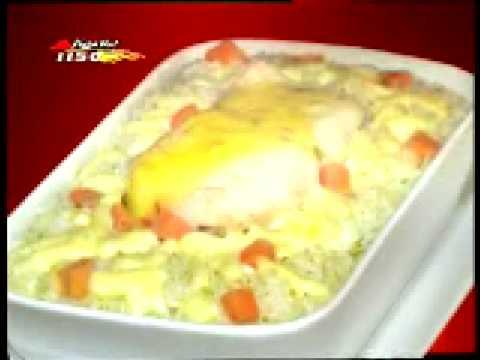 Pizza Hut-Cheesy baked rice