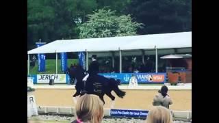 Lisa Müller auf der Pferde International
