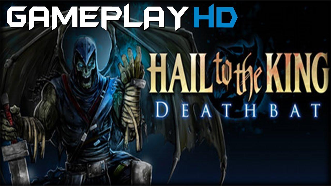 Hail to the king deathbat gameplay pc hd youtube voltagebd Gallery