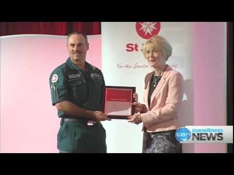 Community Hero Awards 2014