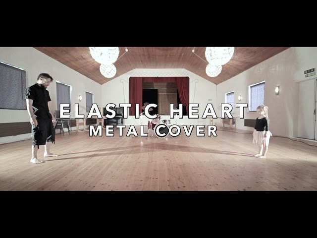 Elastic Heart (metal cover by Leo Moracchioli)