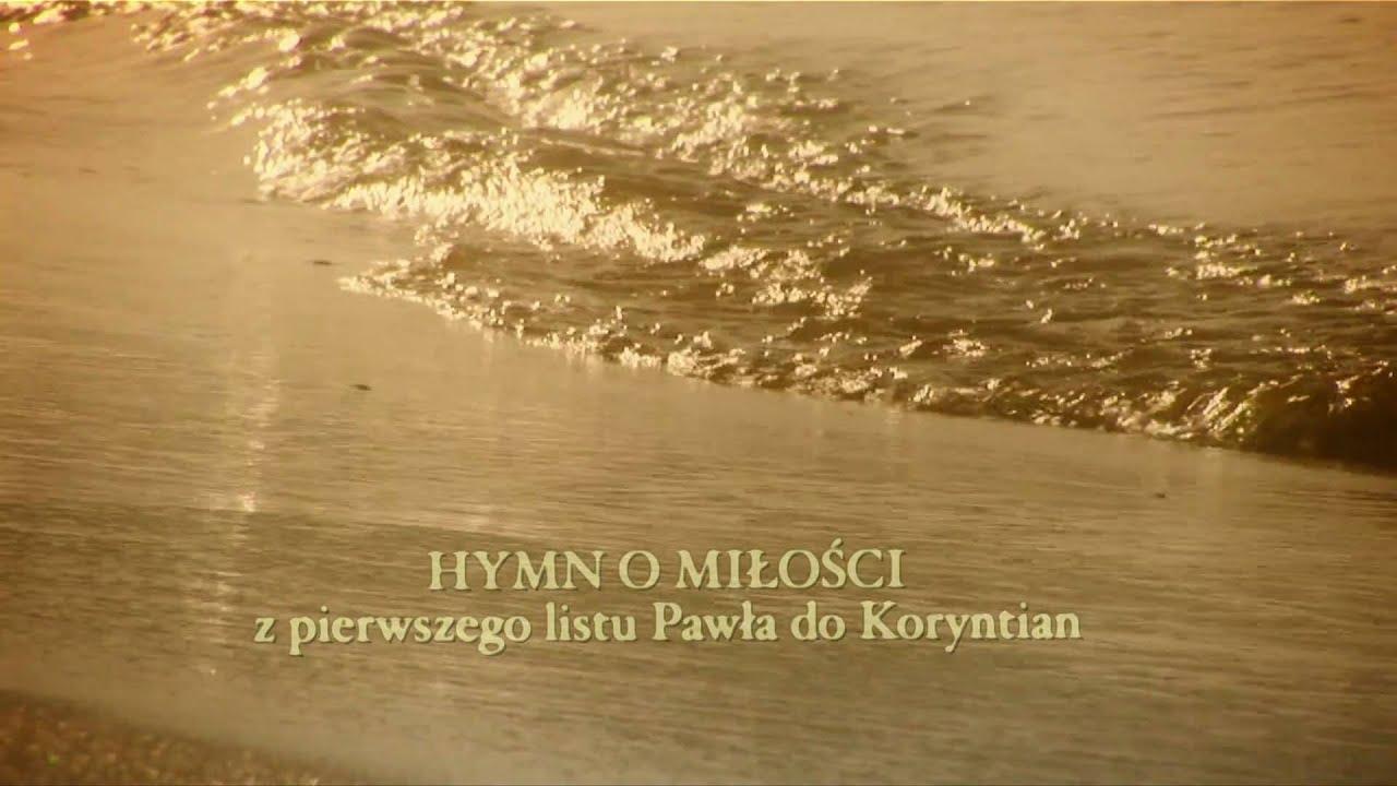 Hymn O Miłości Czyta Krzysztof Kolberger
