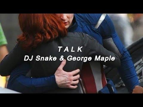 DJ Snake - Talk Ft. George Maple (sub Español)