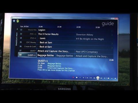 USB Digital TV Receiver Update