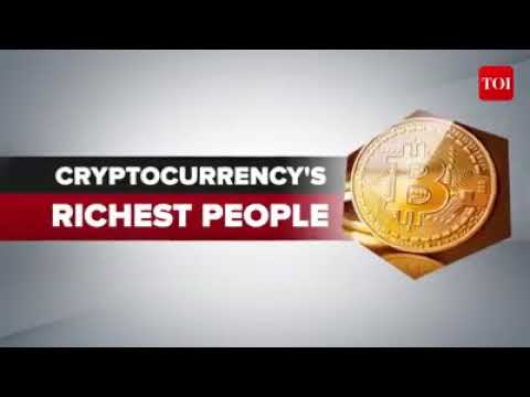 Top 10 Cryptocurrency Billionaires of the World.