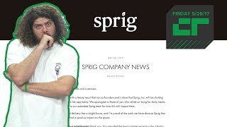Sprig Is Shutting Down   Crunch Report