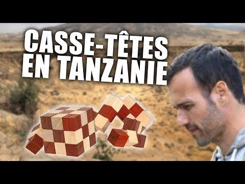 Un véritable casse-tête en TANZANIE