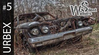 Cmentarzysko Samochodów - Znikająca Kolekcja