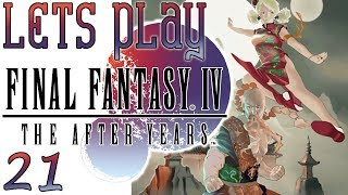 Let's Play Final Fantasy IV: The After Years, Blind [Ep 21] - Yang's Tale Ends, Edward's Tale Begins