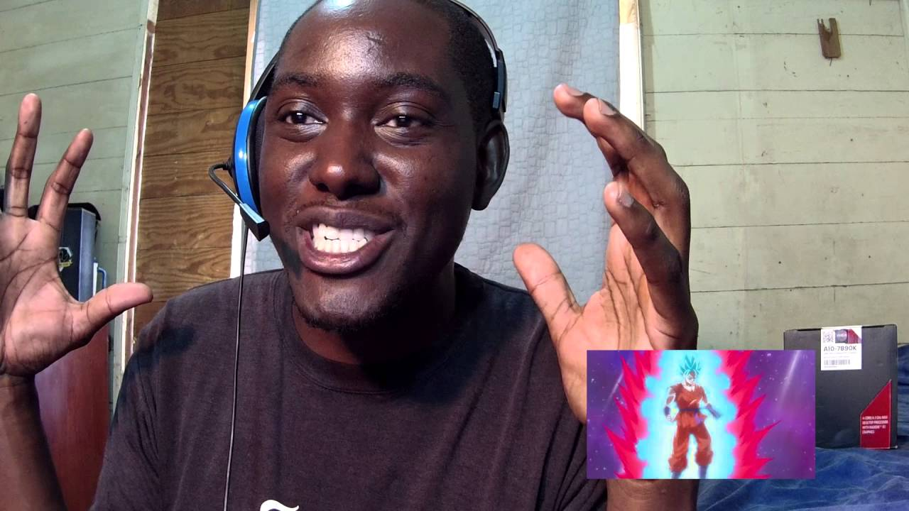 Dragonball Super ep 40 Reaction Review - YouTube