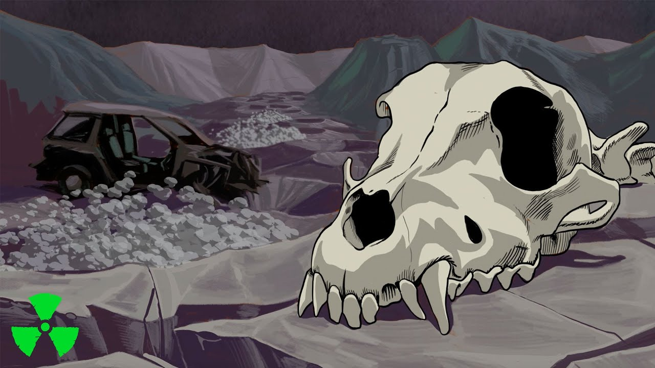 DEATH ANGEL - Aggressor (OFFICIAL ANIMATED VIDEO)