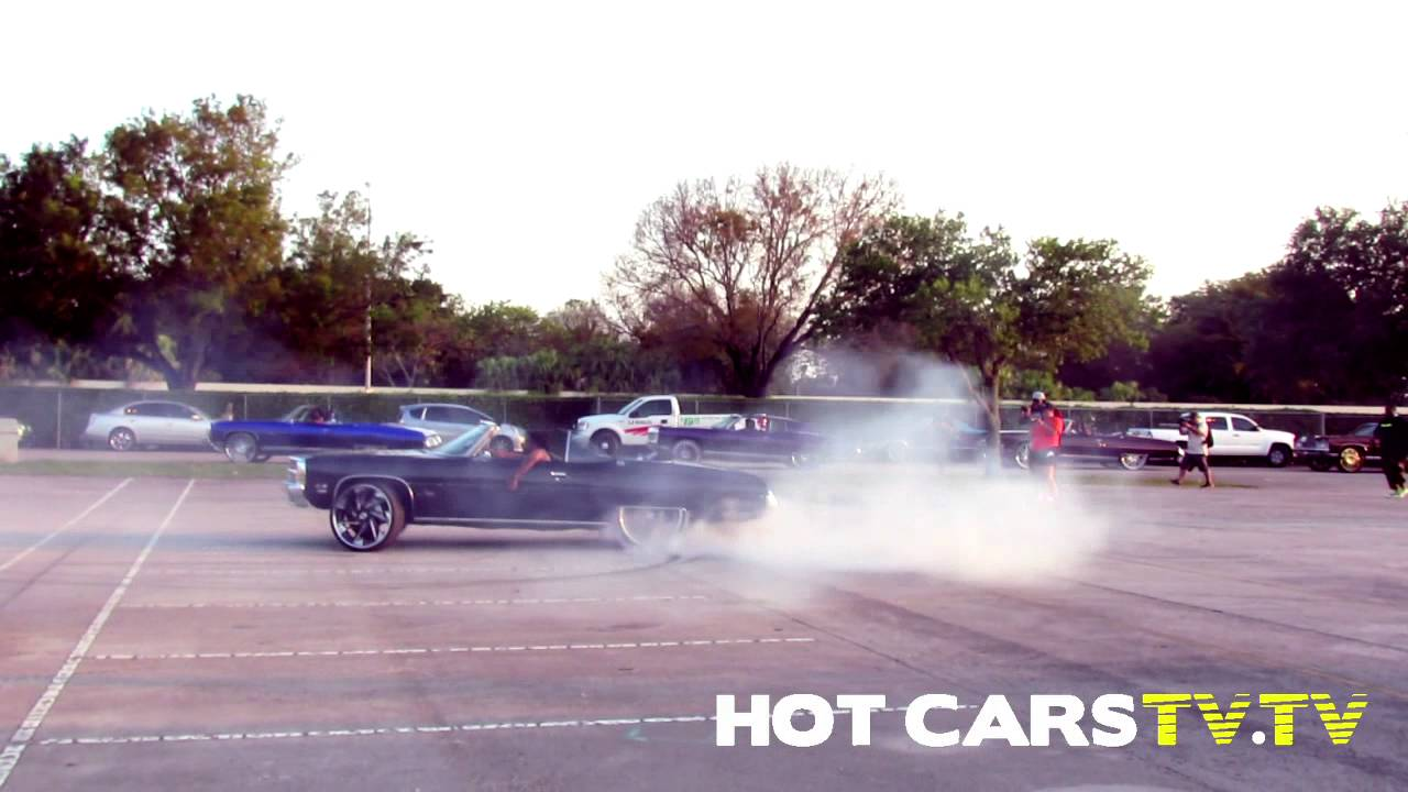 HOTCARSTV: Miami Autofest - Donk Donuts
