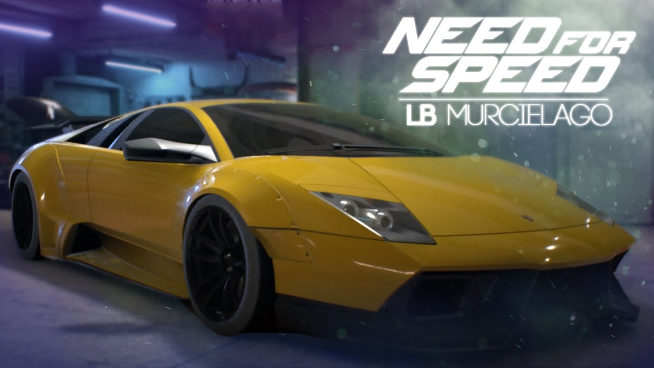 need for speed 2015 liberty walk lamborghini murcielago. Black Bedroom Furniture Sets. Home Design Ideas
