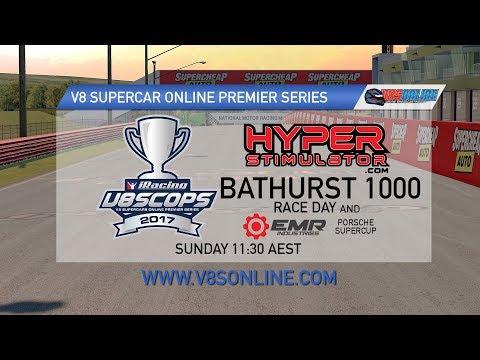 2017 V8SCOPS - Round Twelve - Bathurst 1000 Race Day
