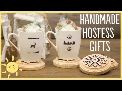 DIY | Sharpie Mugs and Easy Hostess Gifts!!