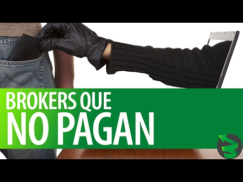 Brokers que no pagan y 3 formas para evitar perder tu dinero