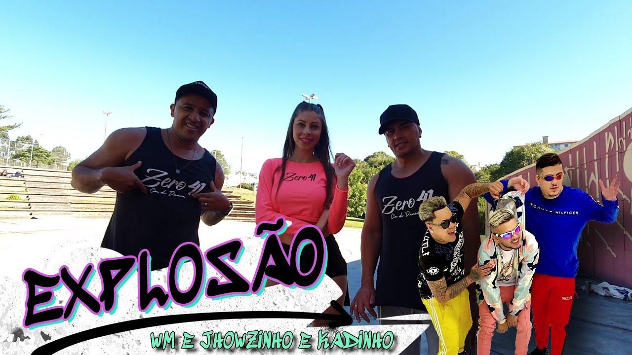 Explosão - WM e Jhowzinho e Kadinho - Cia Zero 41 (Dança).