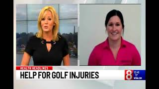 Physical Therapy Can Help with Golf Injuries