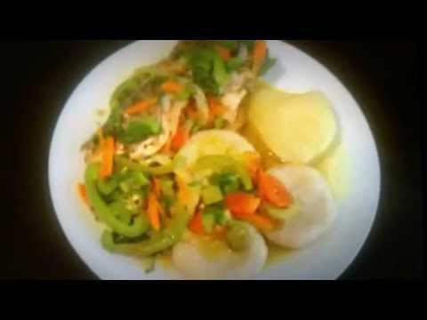 The best jamaican steamed fish recipe youtube for Jamaican steam fish recipe