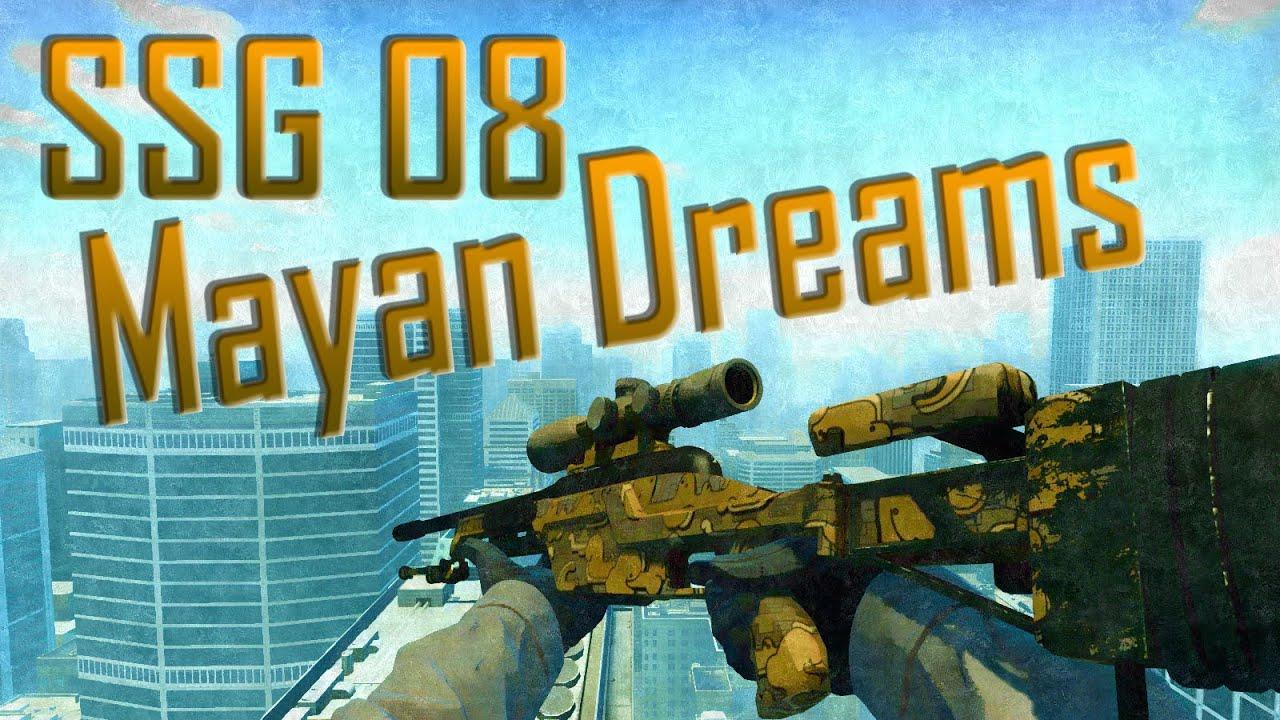 SSG 08 - Mayan Dreams | CS:GO Skin Spotlight