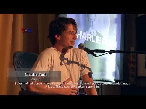 VOA Trending Topic: Charlie Puth Ingin Tampil Di Indonesia