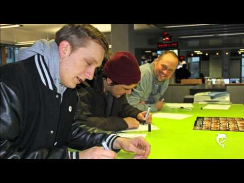 N-Joy NEU (23.01.2012)-Kraftklub Interview