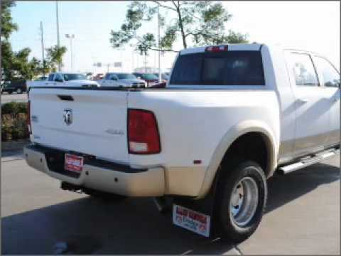 2011 Dodge Ram 3500 - Katy TX