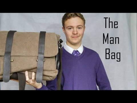 Man Bag: Types of Bags, For All Your Accessories