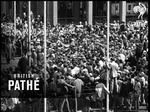 Adenauer State Funeral (1967) / Adenauers Beerdigung