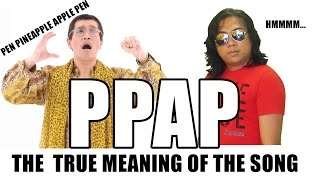Repeat youtube video Pen Pineapple Apple Pen by Sir Rex Kantatero cover - The true meaning of the song PPAP.