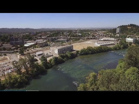 City Begins Plans For New Riverfront Park