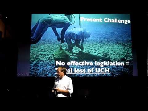 Arqueonautas @ Ubud PechaKucha Talk on Saving World Maritime Heritage