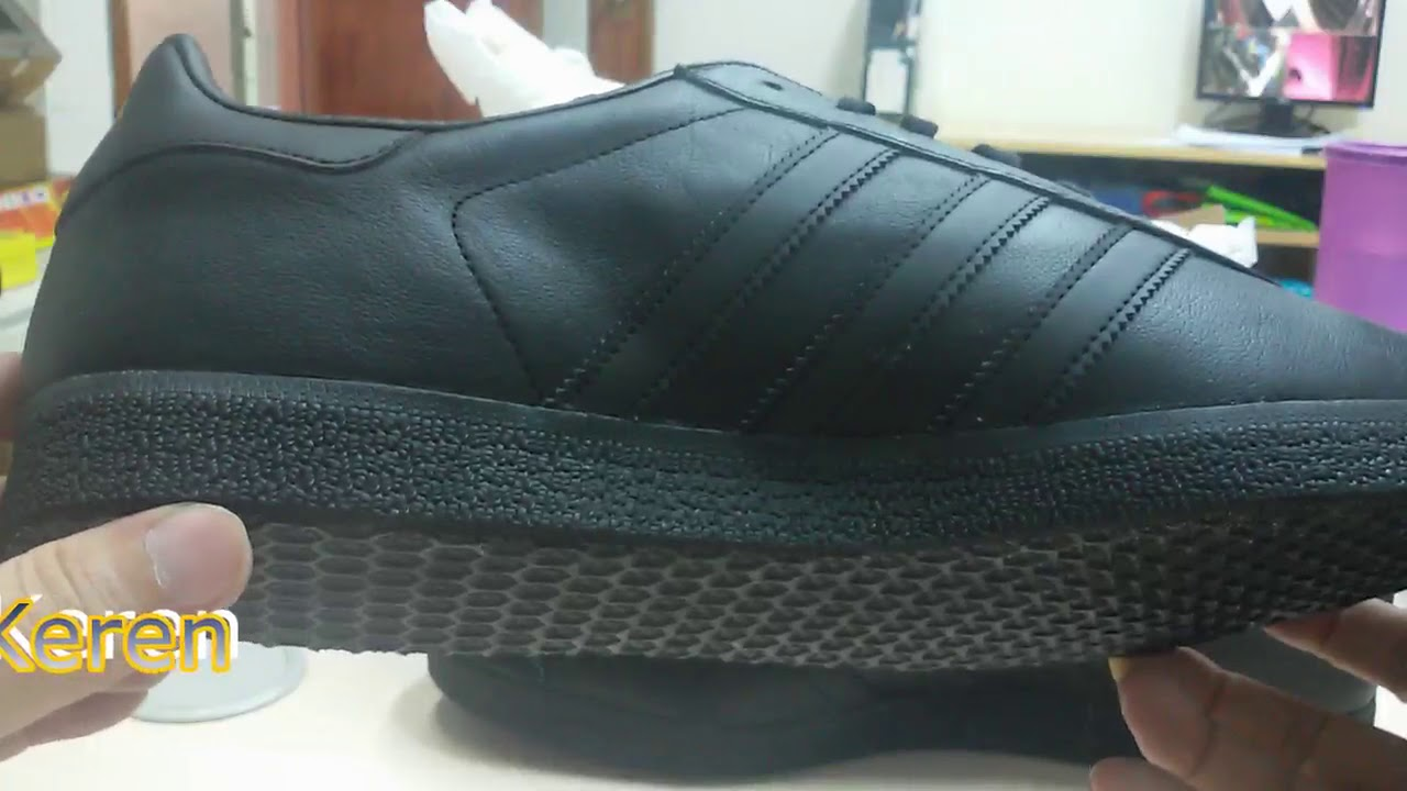 new product e347a da1fa Unboxing Review sneakers Adidas Gazelle BB5497