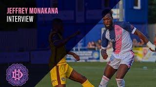 Jeffrey Monakana | Interview