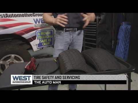 Tire Safety & Servicing