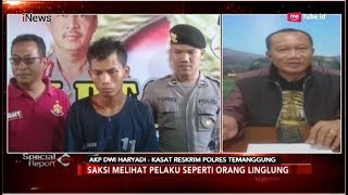 Penjelasan Polisi Terkait Motif Pembantaian Ibu dan Anak di Temanggung - Special Report 13/11