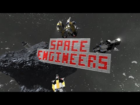 Space Engineers (Ep. 038: Utility)