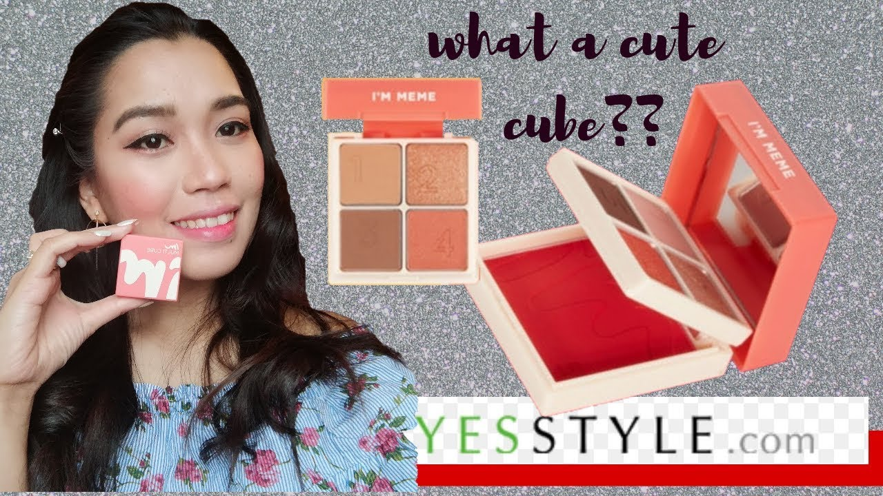 Download I'M MEME BOX - MULTI CUBE REVIEW | KOREAN PRODUCTS