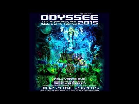 Odyssee 2015 - NYE - Closing-Set - Jensson @ Gallery Floor SEZ - Berlin 02/01/2015