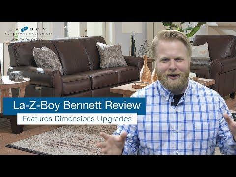 La Z Boy Bennett Sofa Review Features
