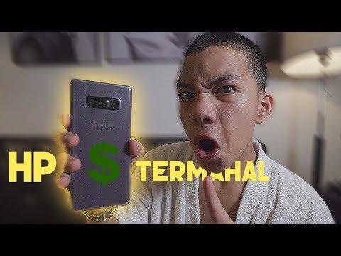 Jangan BELI Hp SAMSUNG TerMAHAL! | Note 8 (Review) Indonesia