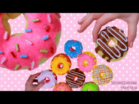 Thumbnail: How To Make Donuts Out Of Socks - 9 DIY Donuts No-sew Projects (Pillow, Stress Toy, Hand Warmers)