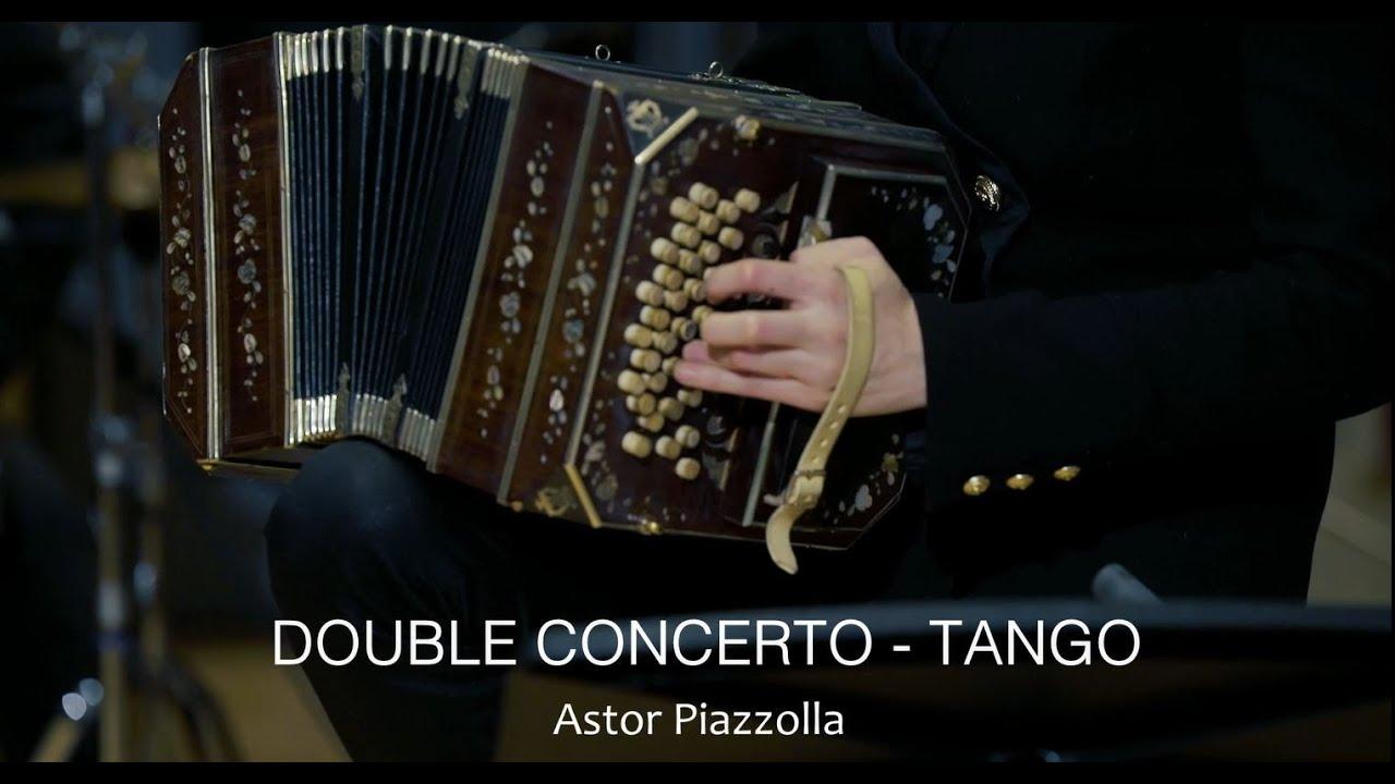고상지 Astor Piazzolla 'Double Concerto - Tango'