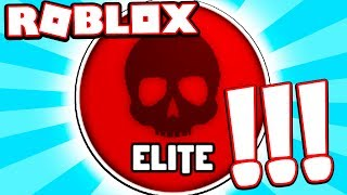 BUYING ELITE RANK IN ROBLOX MURDER MYSTERY 2!!