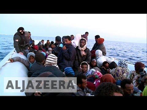 Desperate journeys: Flow of migrants to Italy from Libya increasing