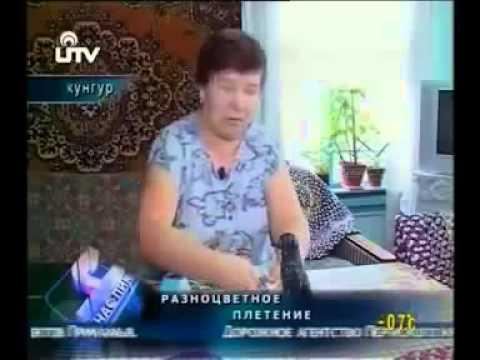 Домашний бизнес вяжем крючком тапочки коврики